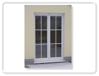 Fenster mit sprossen innenliegend  Sprossen-Fenster